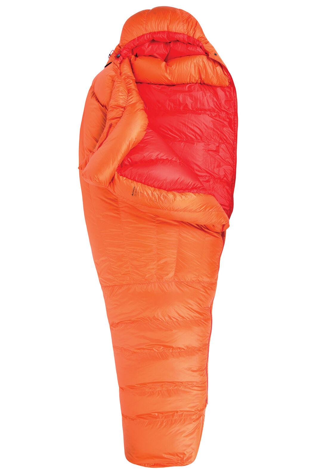 Epic HyperDRY™ Down 800 Sleeping Bag - Standard, Exuberance/ Indicator, hi-res