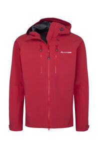 Macpac Fitzroy Alpine Series Softshell Jacket — Men's, Samba, hi-res