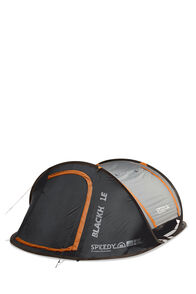 Explore Planet Earth Speedy Black Hole Pop Up Tent — 3 Person (LED Lighting), None, hi-res