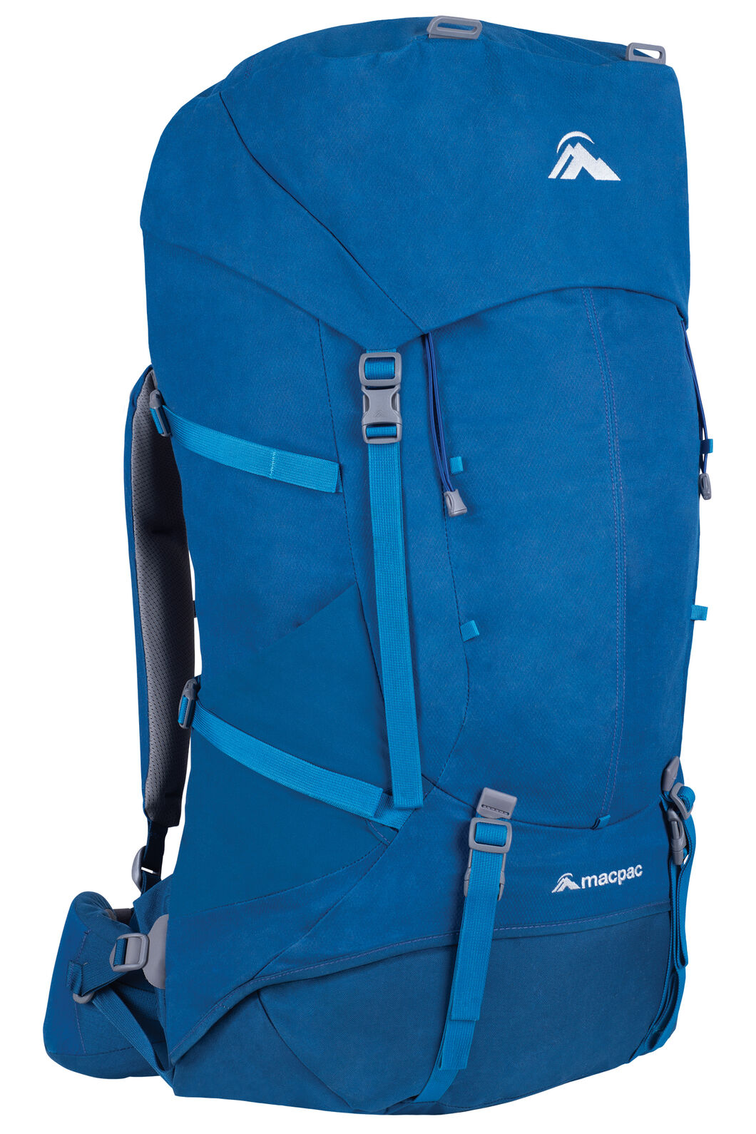 Macpac Cascade 75L AzTec® Pack V2, Poseidon, hi-res