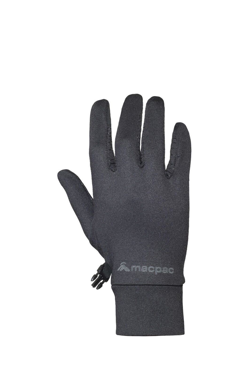 Macpac Performance Gloves, Black, hi-res