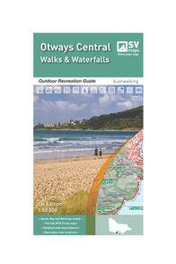 Hema Otways Central Walks and Waterfalls Map, None, hi-res