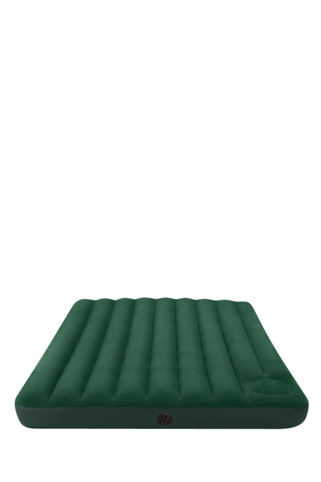 Intex Queen Downy Air Bed with Foot Pump, None, hi-res