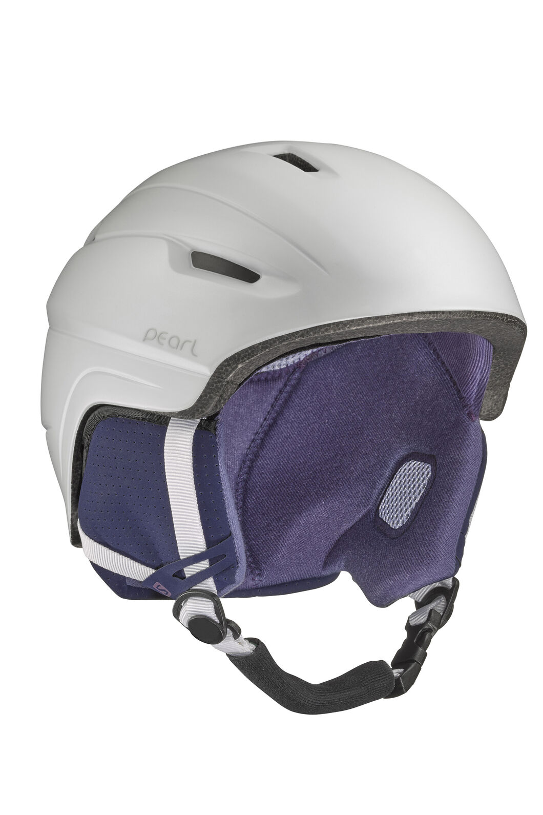 Salomon Pearl 4D Helmet — Women's, White, hi-res