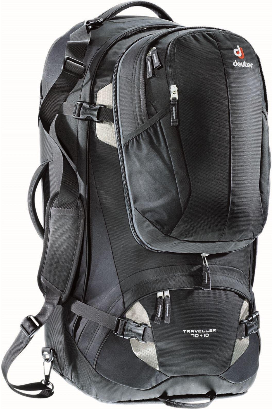 Deuter Traveller Travel Pack 70L+10L 70L+10L, None, hi-res