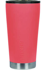 Fifty Fifty Insulated Tumbler 16oz, Coral, hi-res