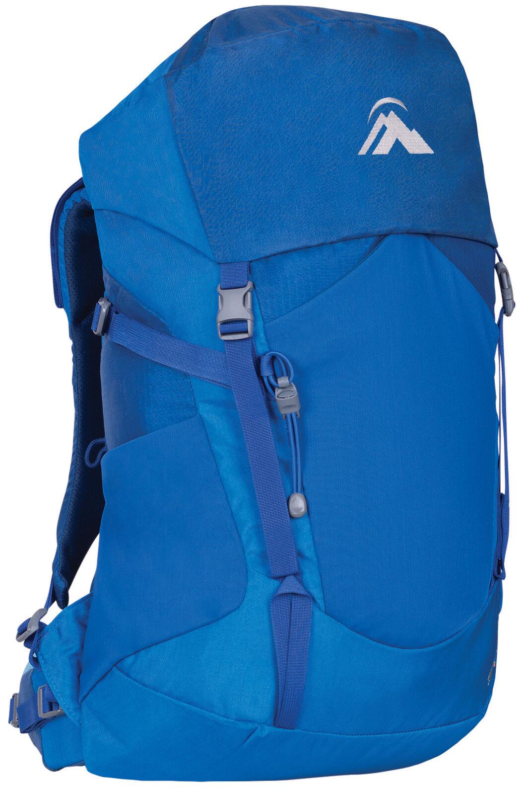 Macpac Torlesse 30L Junior Pack, Victoria Blue, hi-res