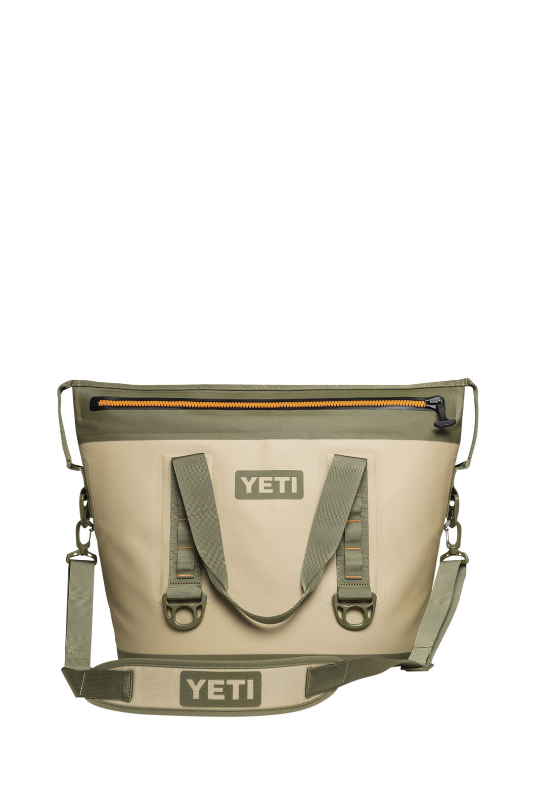 Yeti Hopper Two 30 Soft Cooler, Tan, hi-res