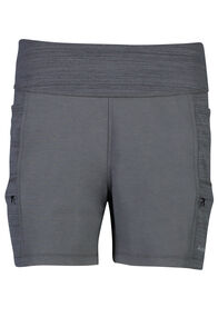 There and Back Short - Women's, Asphalt, hi-res