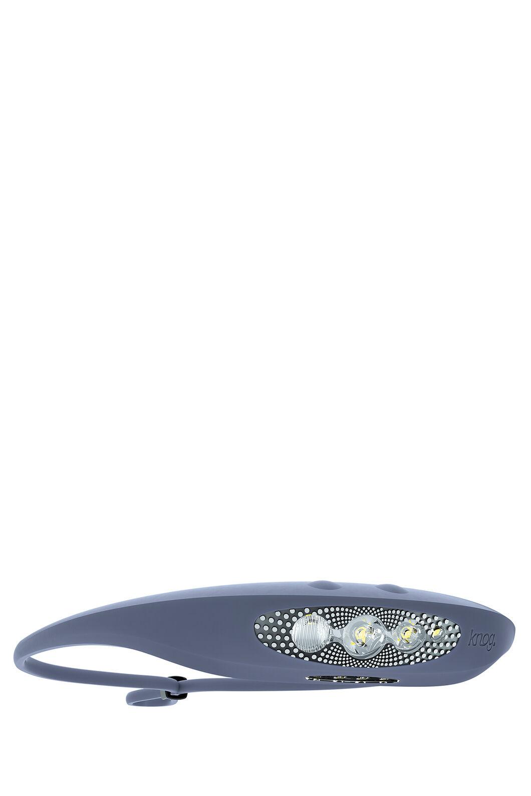 Knog Bilby Rechargeable Headlamp — 400 Lumens, Violet Blue, hi-res