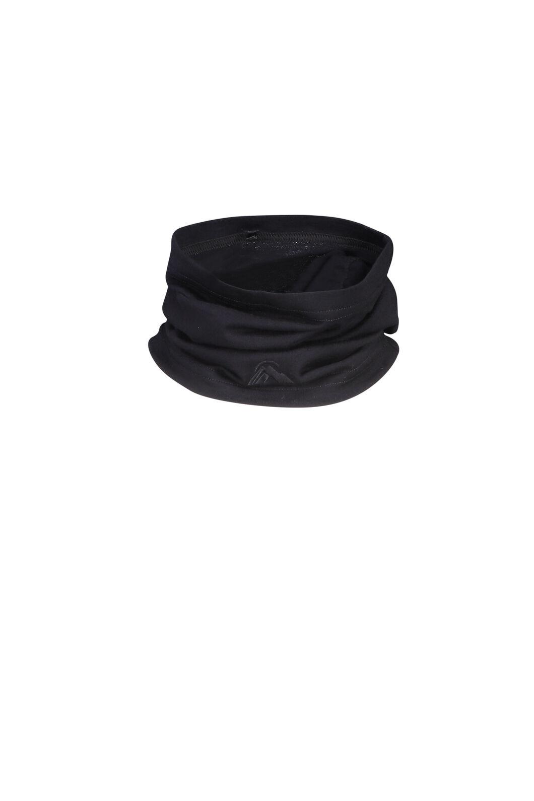 Merino 150 Neck Gaiter, Black, hi-res