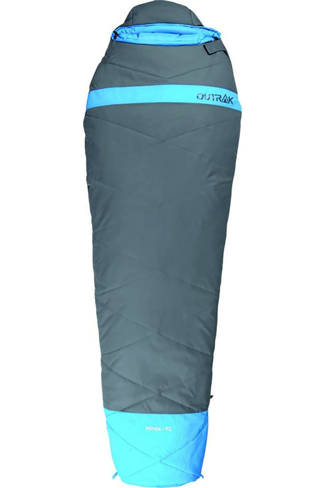 Outrak Ninox Sleeping Bag -7, None, hi-res