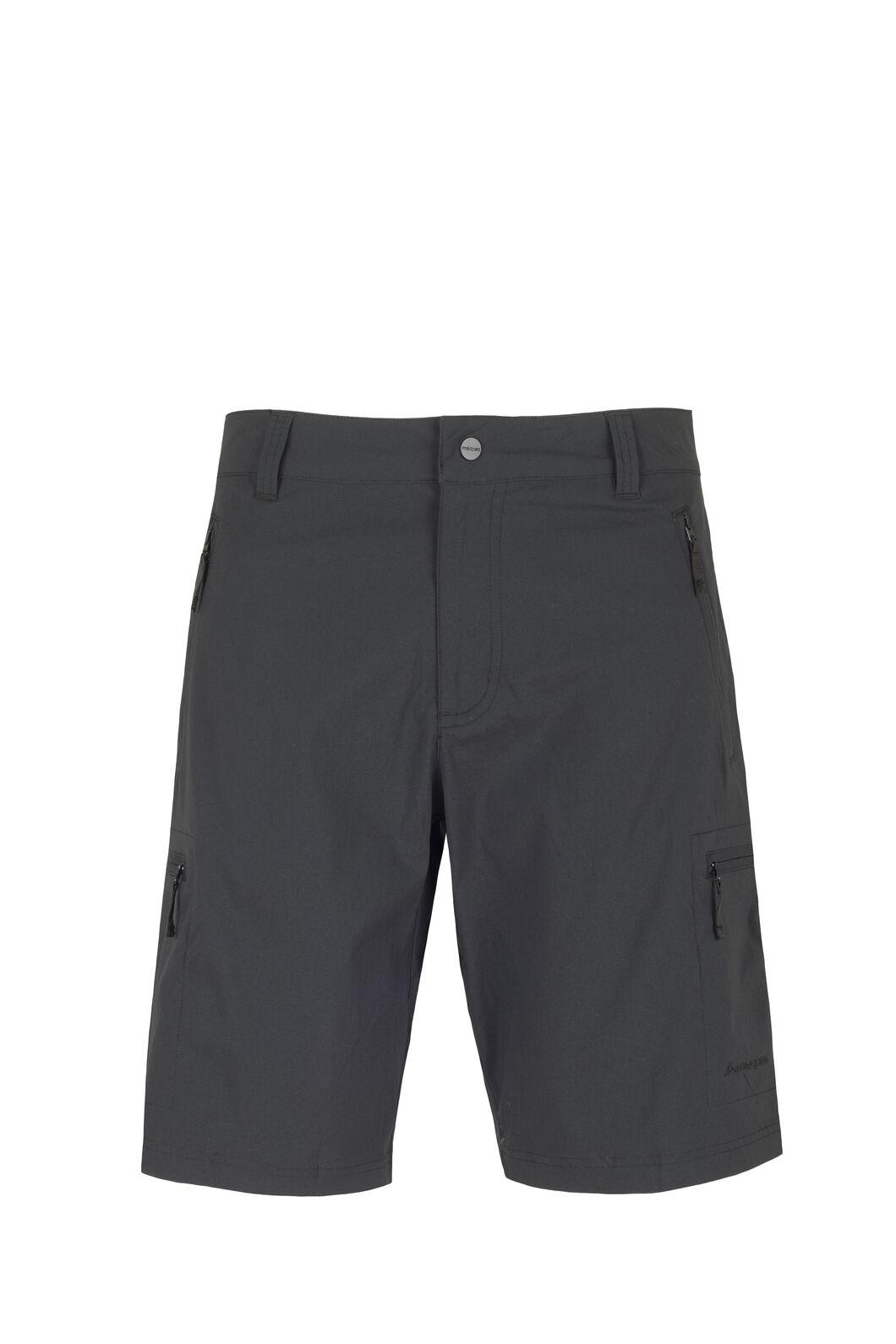 Macpac Drift Shorts - Men's, Black, hi-res