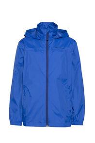 Macpac Pack-It-Jacket — Kids', Nautical Blue/Blueprint, hi-res