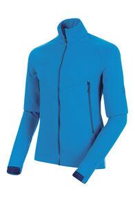 Mammut Men's Aconcagua Mid Layer Jacket, Imperial Blue, hi-res