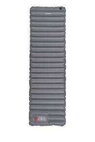 Macpac Insulated Mat 9cm, Charcoal, hi-res