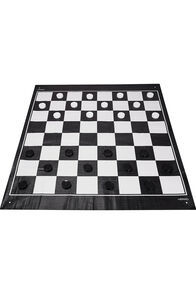 Verao Giant Checkers, Wood, hi-res