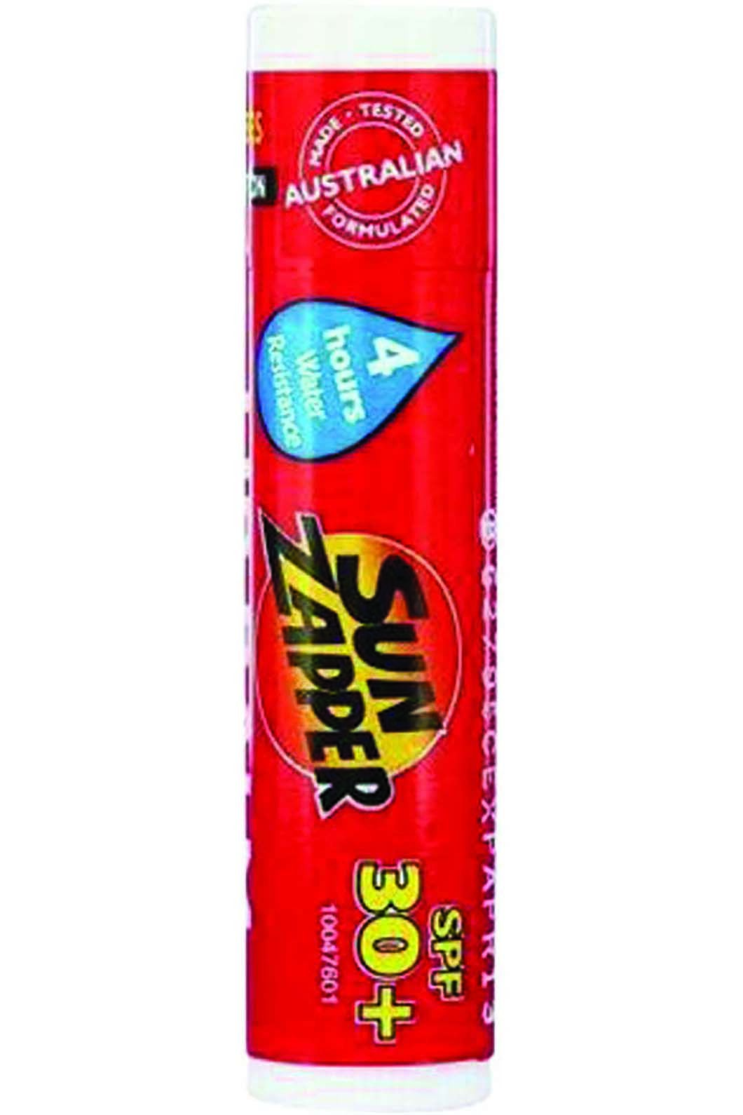 Surf Life Saving SPF30+ Sunzapper Lip Balm, None, hi-res