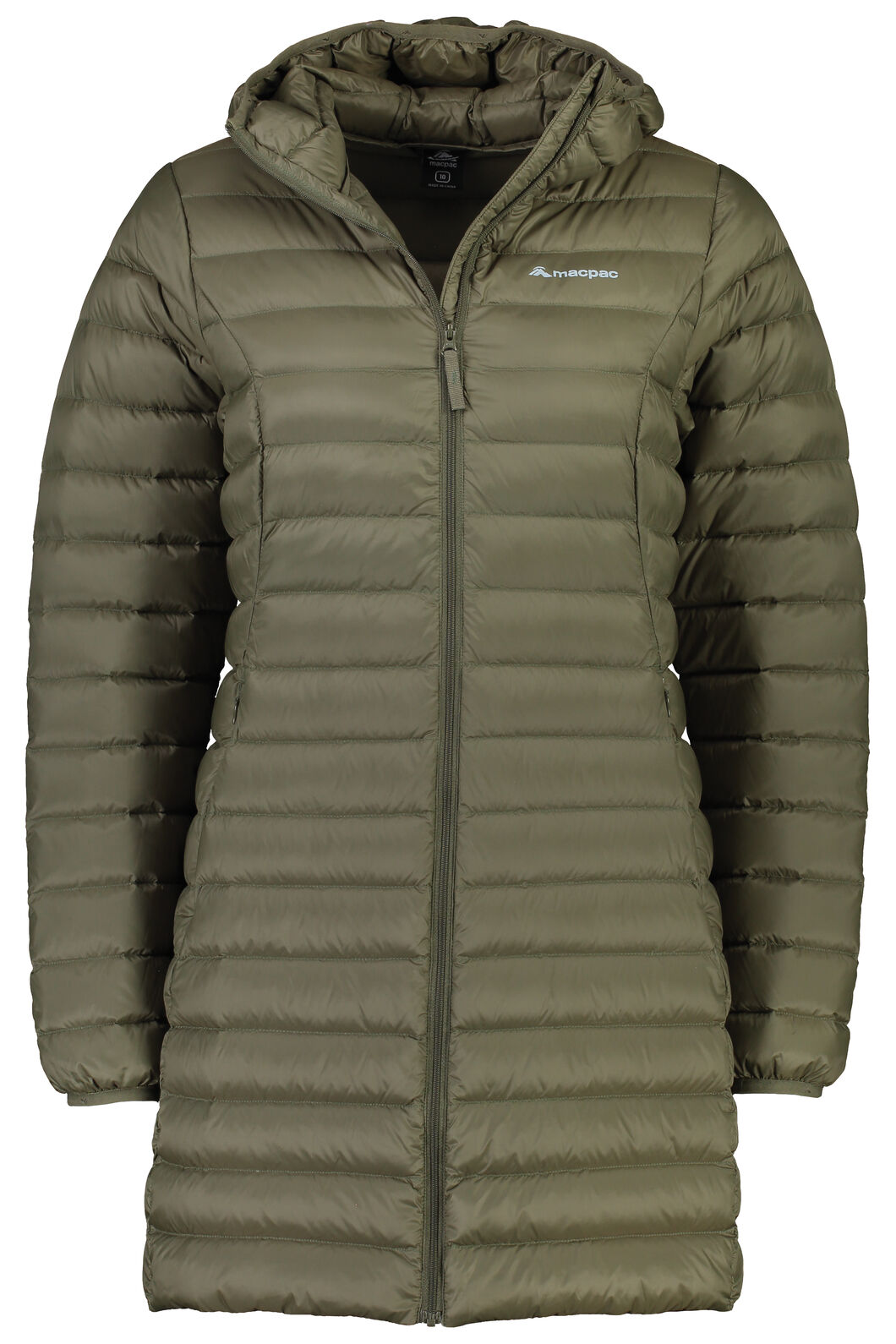 Uber Light Down Coat - Women's, Grape Leaf, hi-res