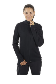Mammut Ultimate V Softshell Jacket - Women's, Black/Black, hi-res