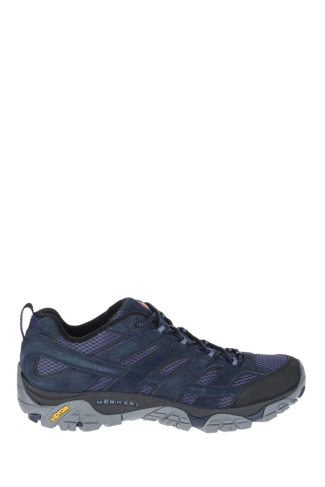 Merrell Moab 2 Ventilator Shoes — Men's, Navy, hi-res