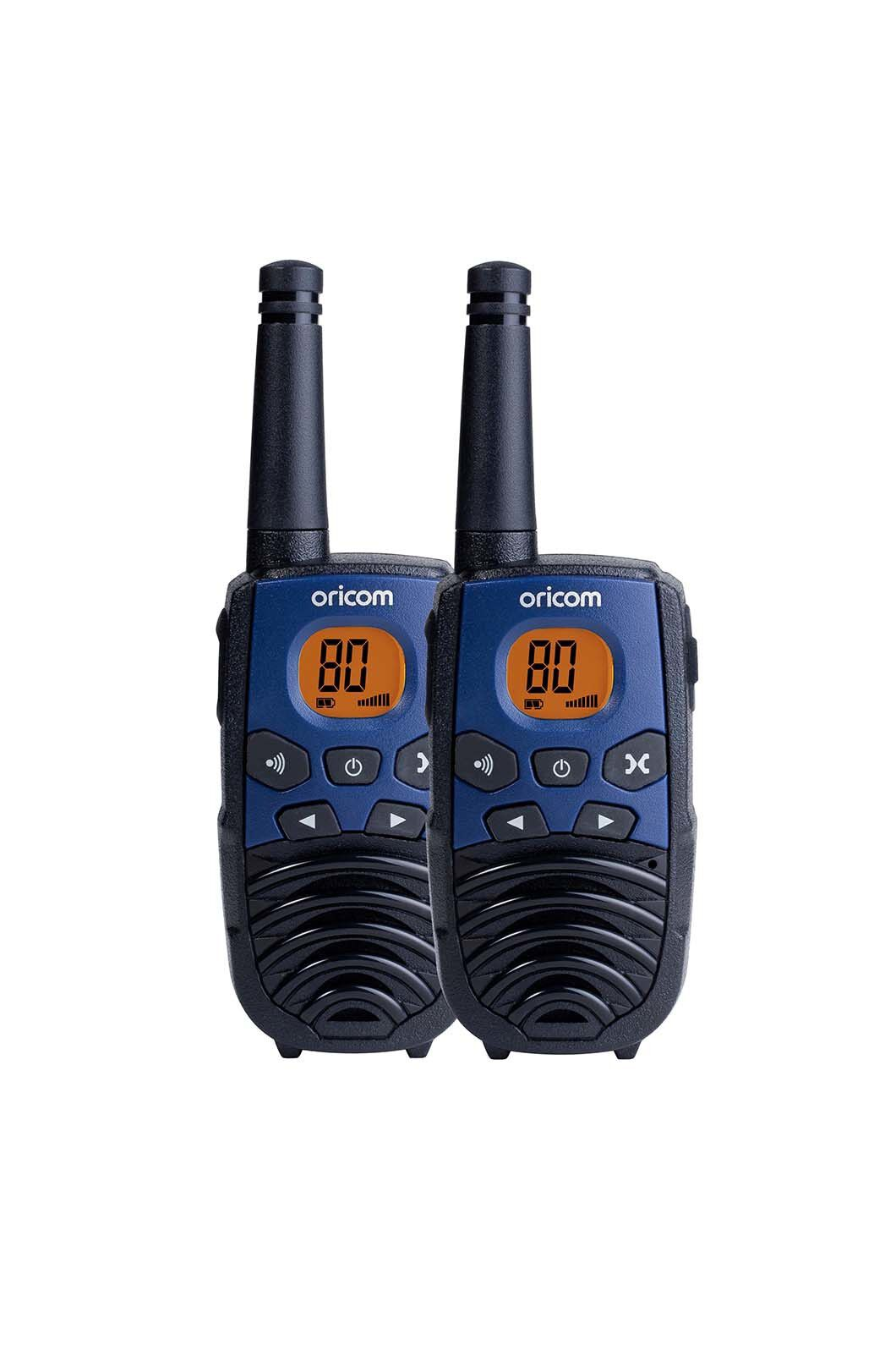 Oricom Twin Pack 1W UHF CB Radio, None, hi-res