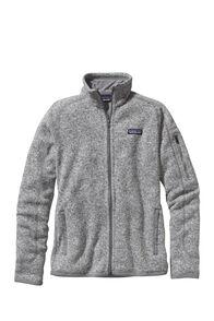 Patagonia W's Better Sweater Jkt, BIRCH WHITE, hi-res