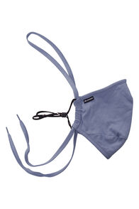 Macpac Organic Cotton Community Mask — Single Unit, Blue Granite, hi-res