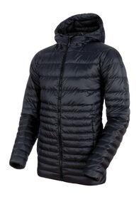 Mammut Men's Convey Insulated Hooded Jacket, Black/Phantom, hi-res