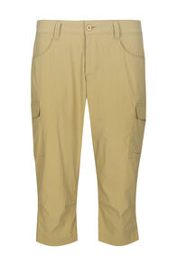 Macpac Drift 3/4 Pants — Women's, Khaki, hi-res
