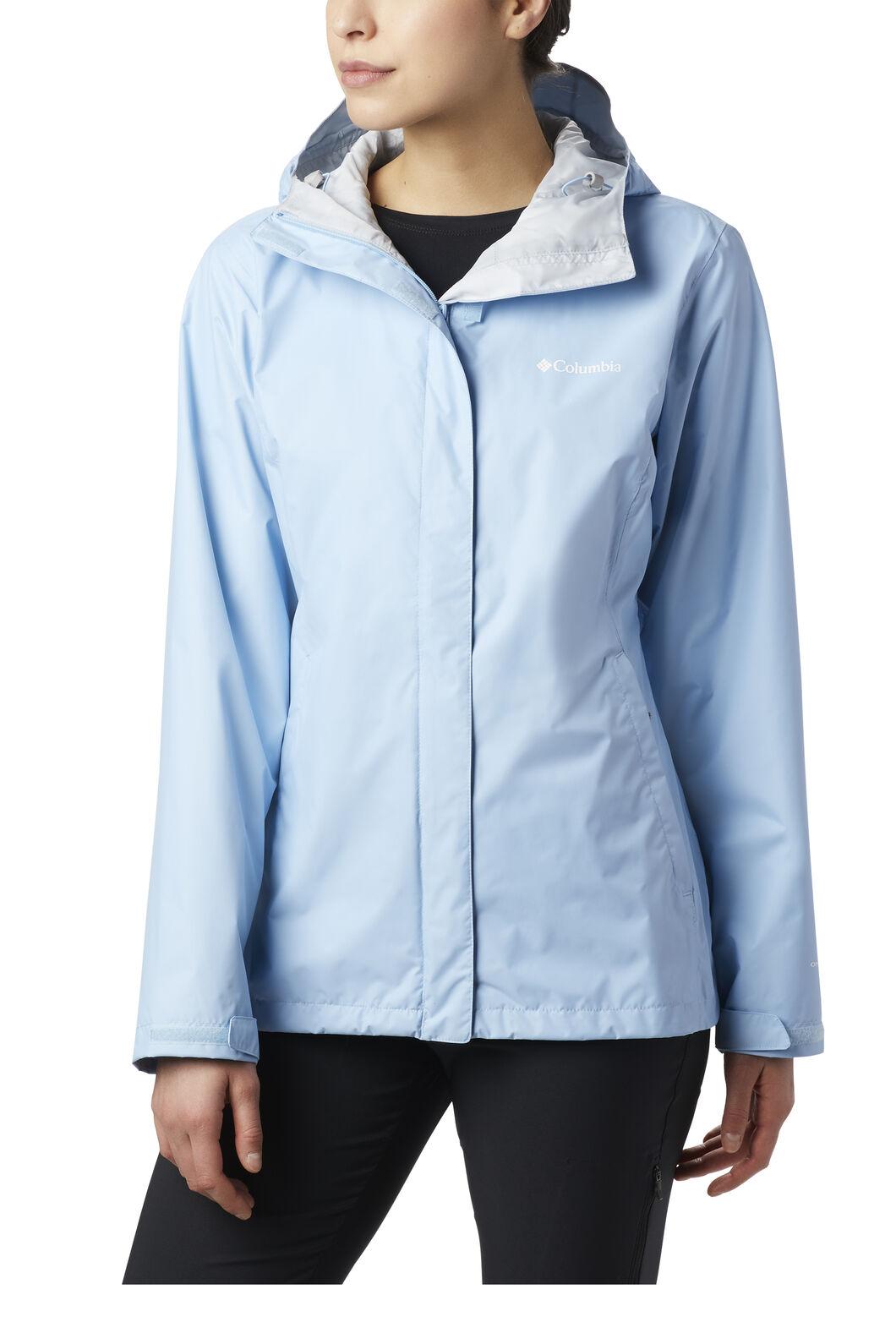 Columbia Women's Arcadia II Jacket, Crystal Blue/Cirrus Grey, hi-res