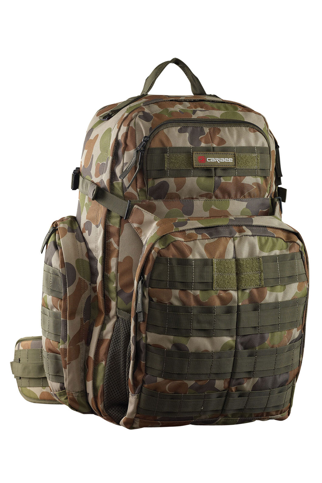 Caribee Ops 50L Day Pack, AUSCAM, hi-res