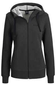 Macpac Dusk 280 Hooded Jacket — Women's, BLACK MARLE, hi-res