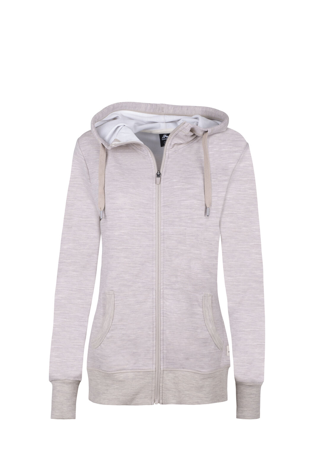 Macpac Dawn Hoody - Women's, Moonbeam Marle, hi-res
