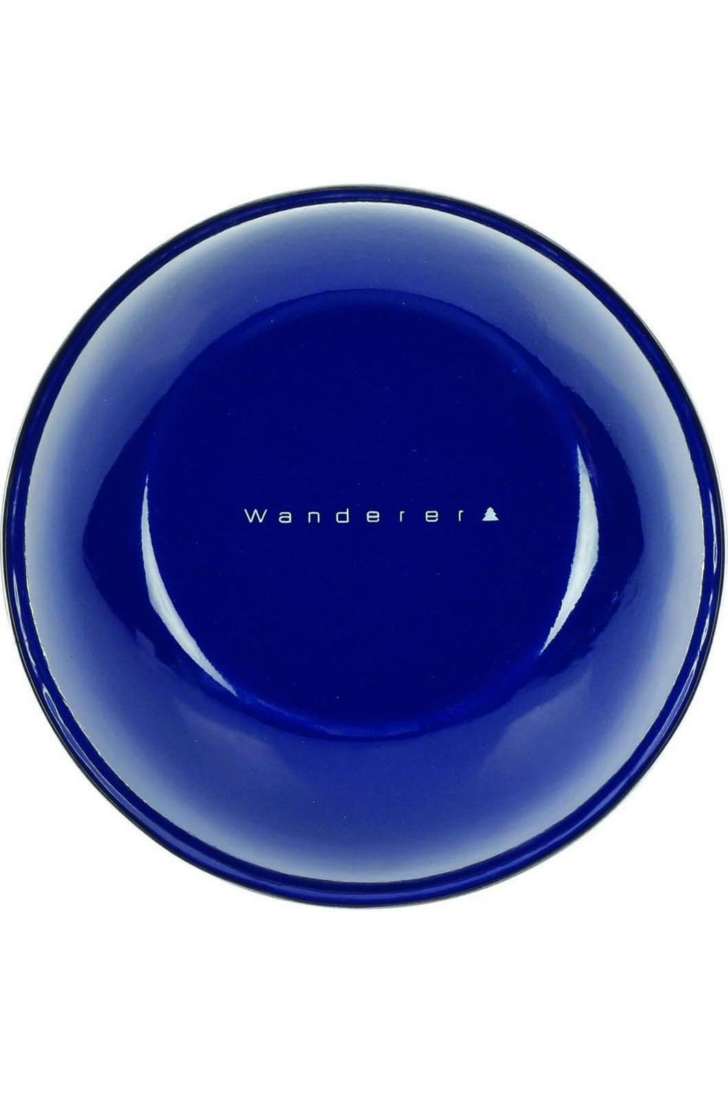 Wanderer Enamel Bowl 16cm, None, hi-res