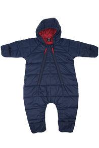 Pulsar Hooded Primaloft® SILVER Onesie - Baby, Black Iris, hi-res