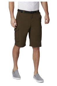 Columbia Silver Ridge™ Cargo Shorts — Men's, Olive Green, hi-res