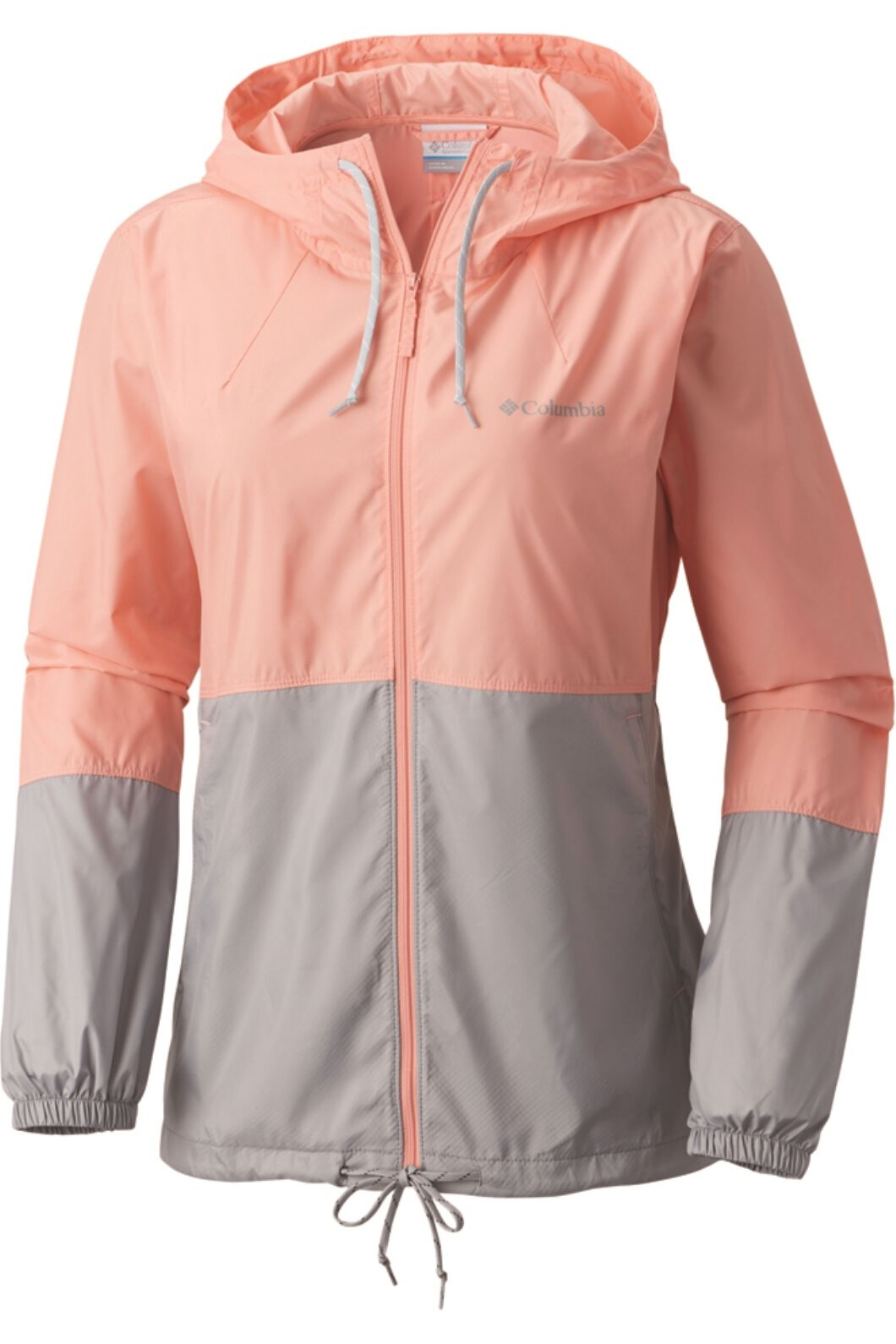 new product a5360 b202c Columbia Women s Flash Forward Windbreaker Jacket NocturnalSand,  SORBET GREY, ...