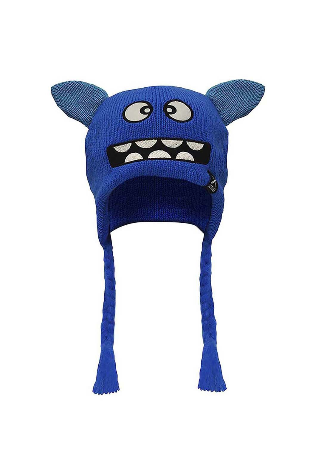 XTM Zoolander Beanie - Kids', Blue, hi-res