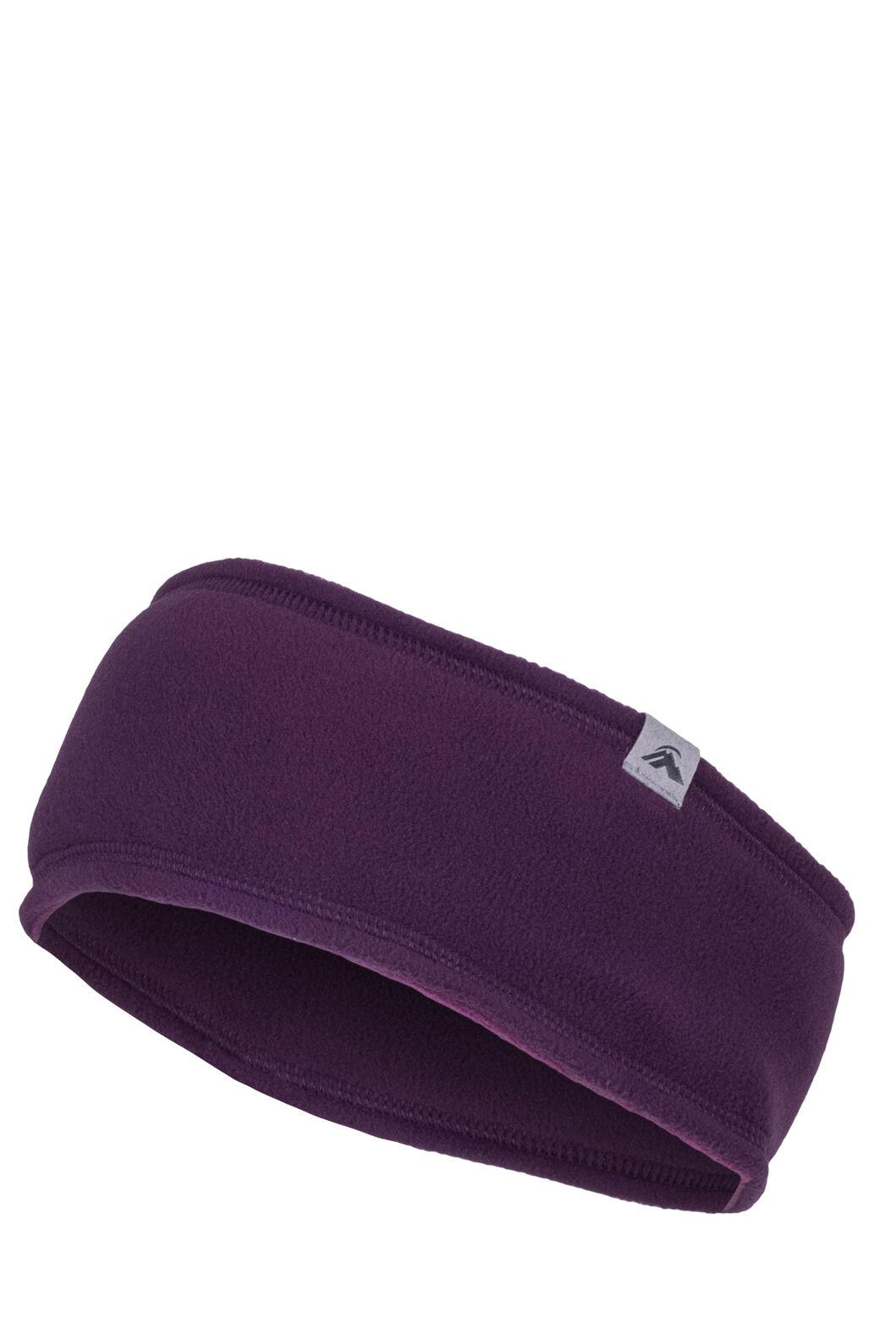 Macpac Tieke Headband, Magenta, hi-res