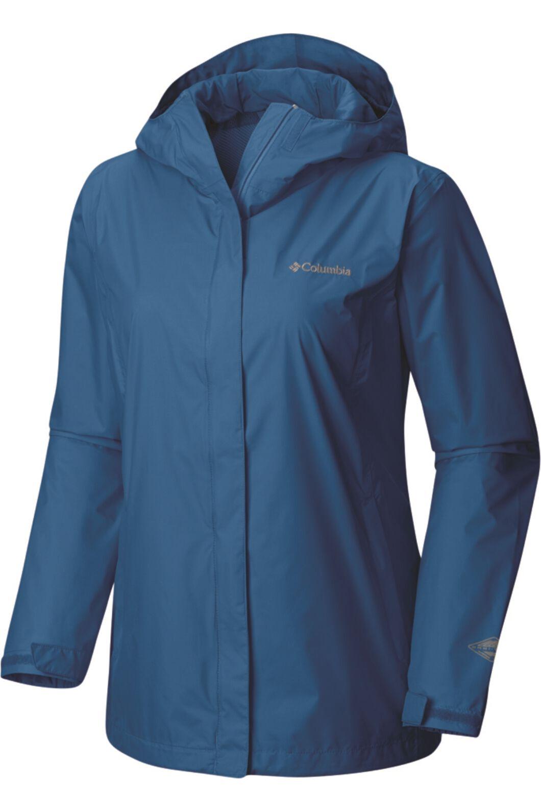 Columbia Women's Arcadia II Jacket, DARK CYAN, hi-res