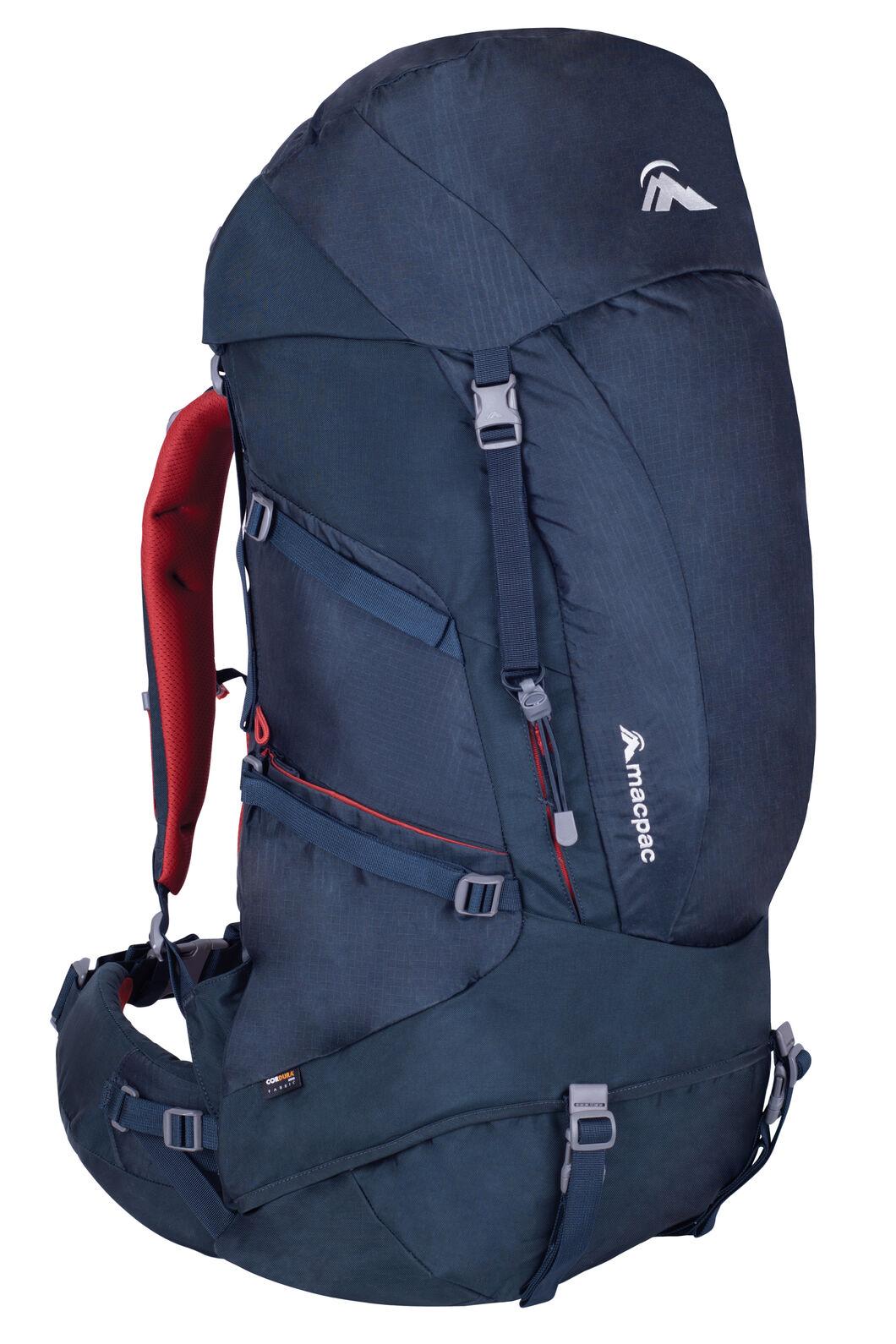 Macpac Torlesse 65L Pack, Carbon, hi-res