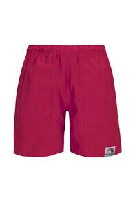 Macpac Kids' Winger Shorts, Raspberry Wine, hi-res