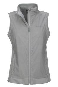 Macpac Saros Polartec® Alpha® Vest — Women's, Aqua Gray, hi-res