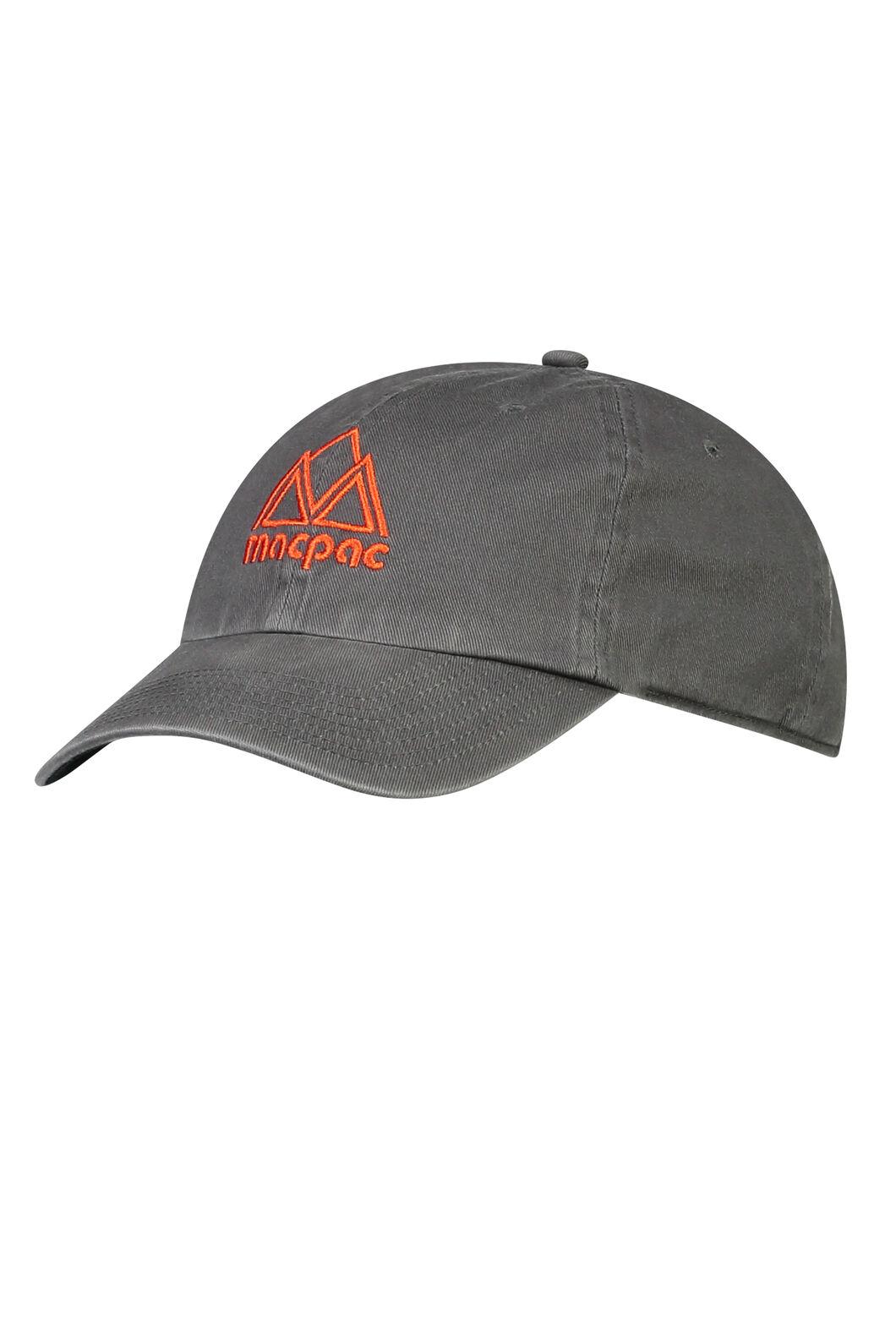 Vintage Cap, Charcoal/Indicator, hi-res