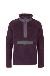 Macpac Sherpa Fleece - Kids', Potent Purple, hi-res