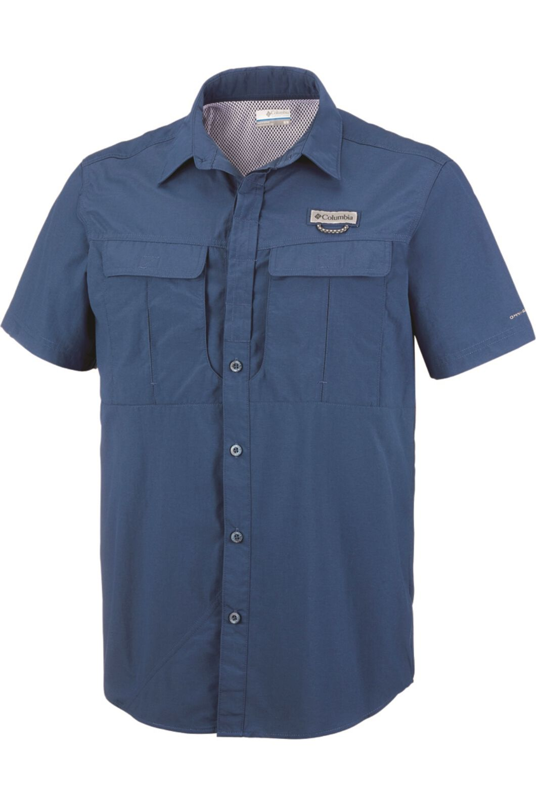 Columbia Men's Cascades Explorer Shirt, Carbon, hi-res