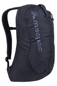 Macpac Kahuna 1.1 18L Backpack, Black, hi-res