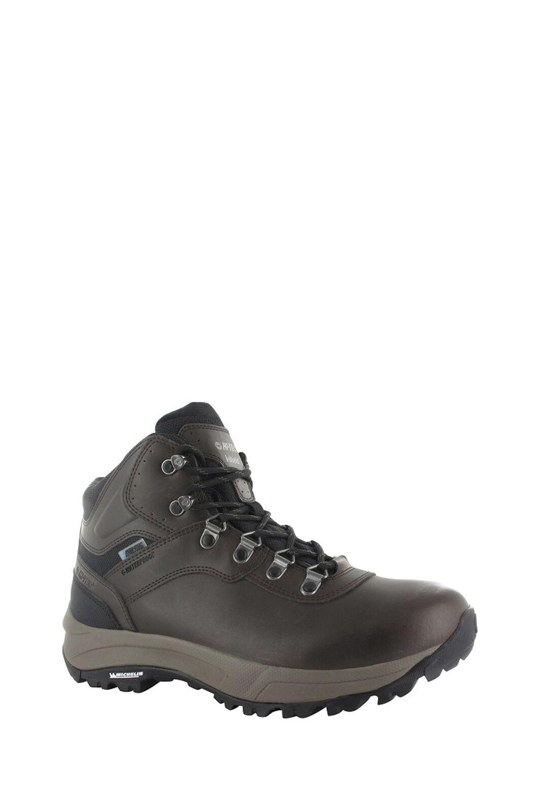 Hi-Tec Altitude VI I WP Hiking Boots — Men's, Dark Chocolate, hi-res