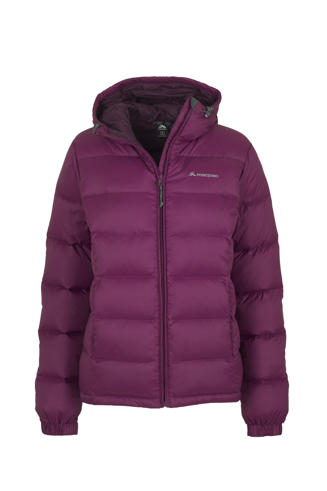 8f8c6d3b Macpac Halo Hooded Down Jacket - Women's, Magenta, ...